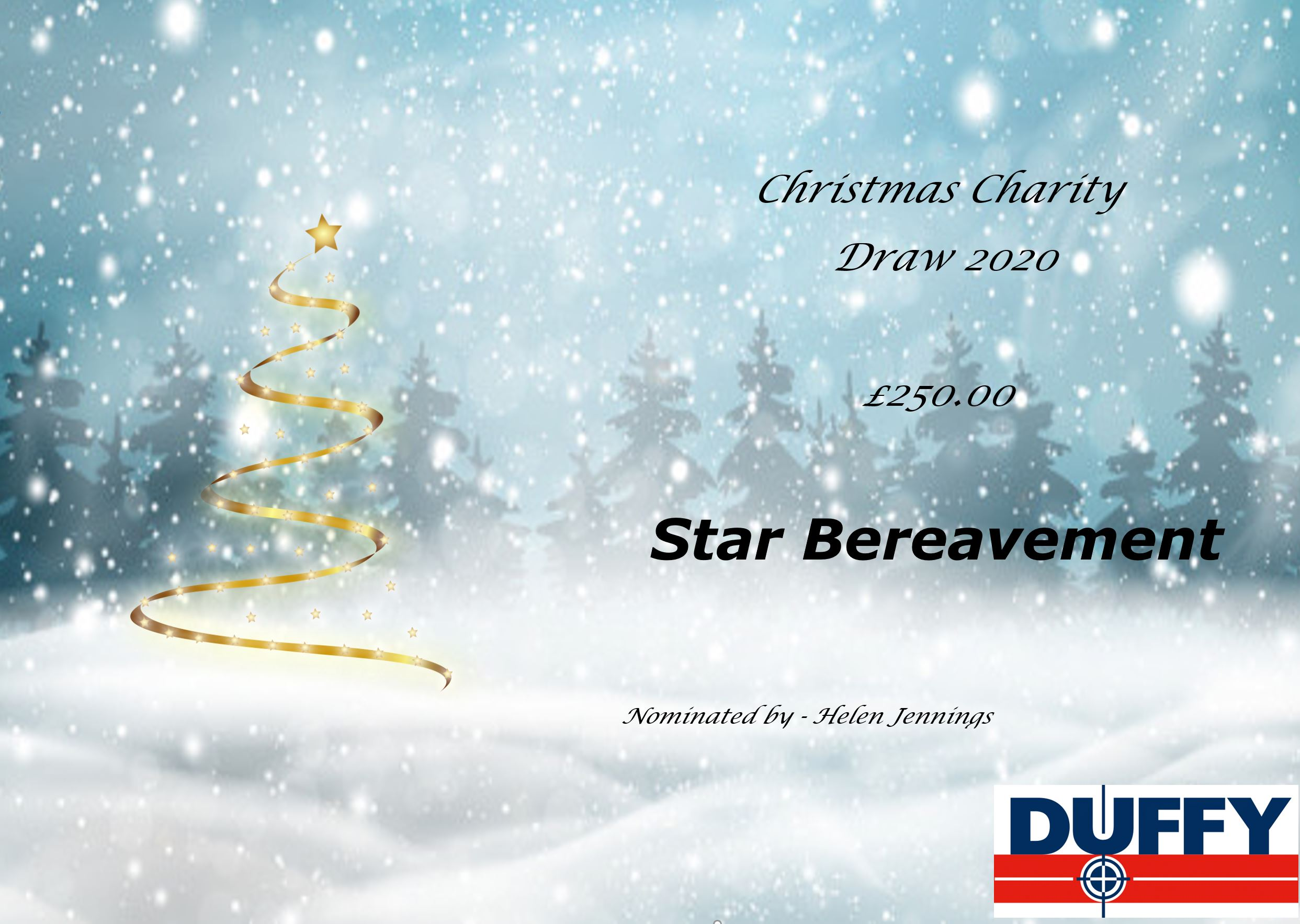 Star Bereavement